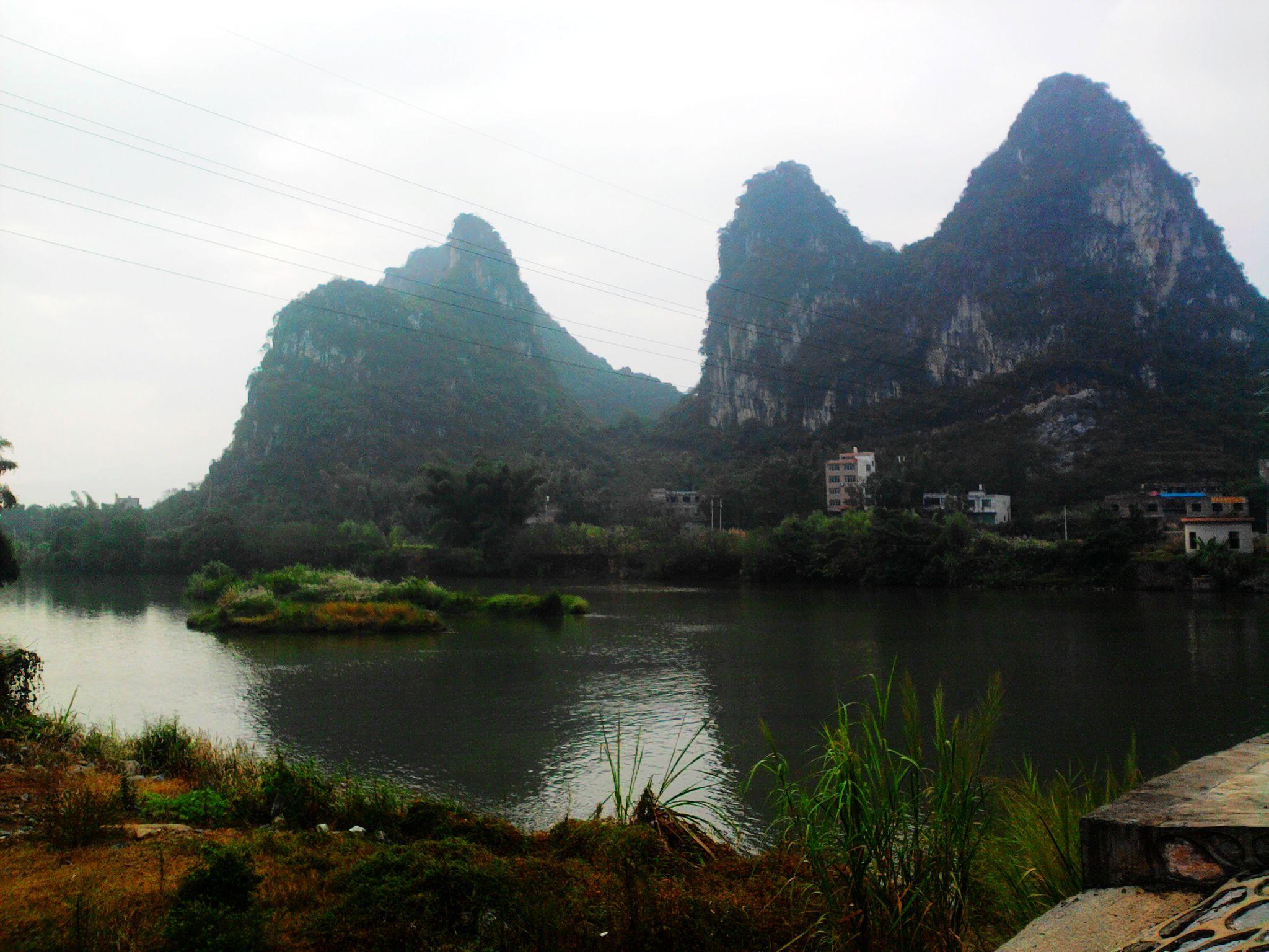 贺州富ill县风景图片